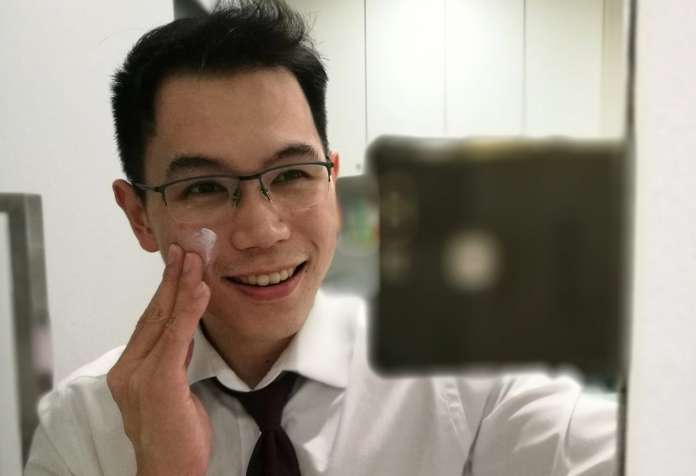 Sunscreen and Me - Goh Ming Chun Sunscreen 1