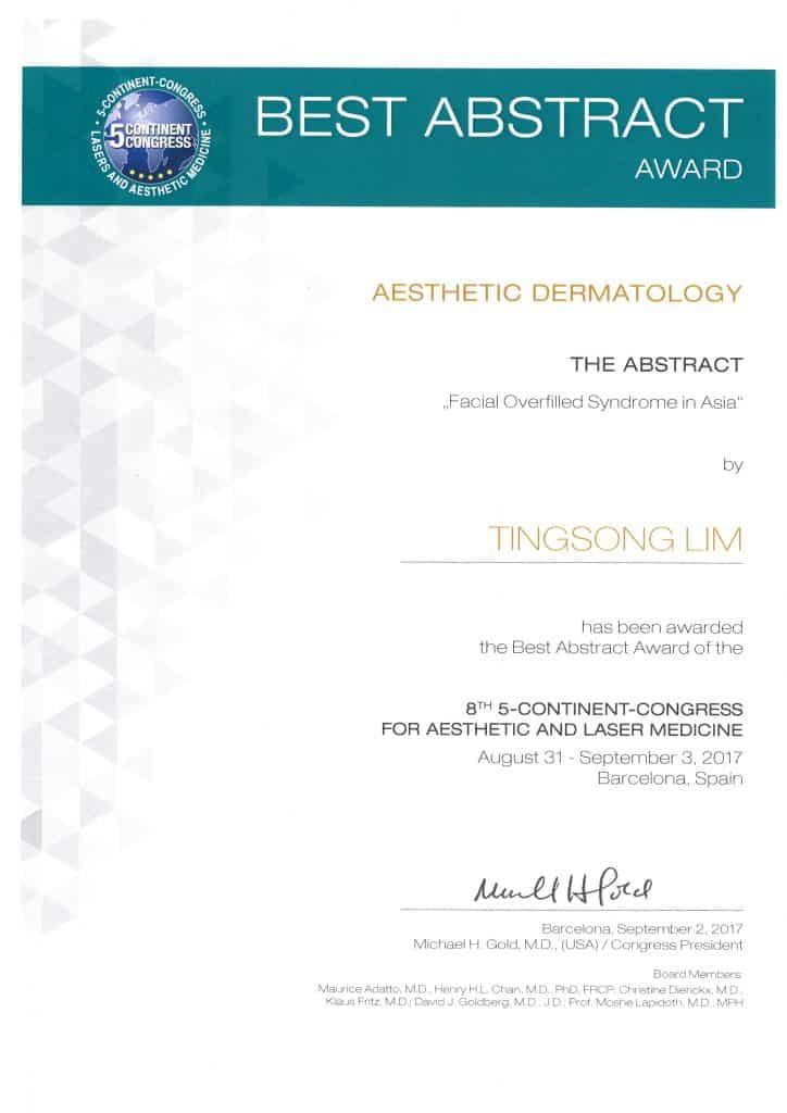 Awards and Reviews - Clique® Clinic Malaysia