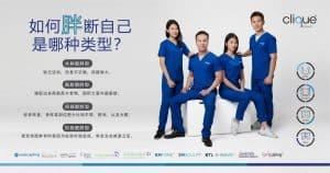 Clique Clinic Body Contouring STTF塑身系统