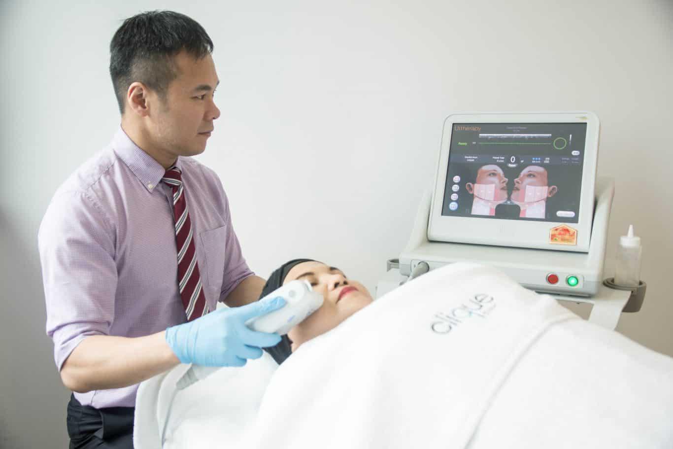 Ultherapy超声刀| 2021年大马最佳Ultherapy诊所